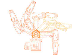 SLEEP ART AUTOMATED DREAMS WITH ROBOTIC ARTIST ABB IRB 120
