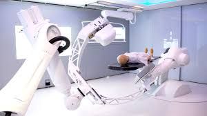KUKA ROBOTIC PHYSIOTHERAPY ASSISTANT