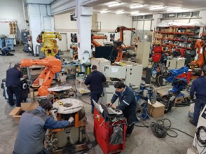 VALUE OF ROBOT ADOPTION IN MANUFACTURING INDUSTRIES