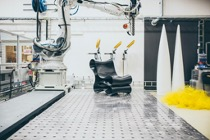 SUSTAINABLE FURNITURE MADE WITH ABB ROBOTS
