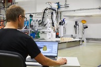 ROBOTS ABB ROBOTSTUDIO 3D PRINTING