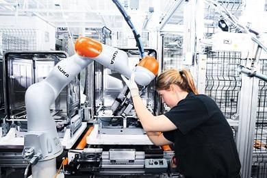 TYPES OF COLLABORATIVE ROBOTICS OPERATION