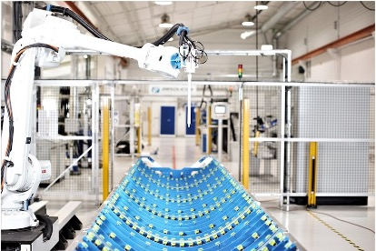 THE SOLAR INDUSTRY BENEFITS FROM AUTOMATION THANKS TO ABB ROBOTS