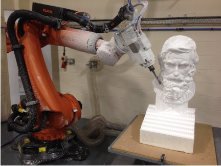 ROBOTIZED MACHINING COULD BE THE FUTURE OF LIGHTWEIGHT MANUFACTURING