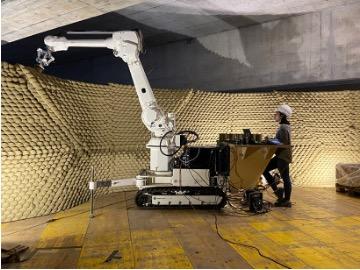 GRAMAZIO KONHLER CUSTOMIZES ROBOT AND DESIGN A ROUNDRY WAVY
